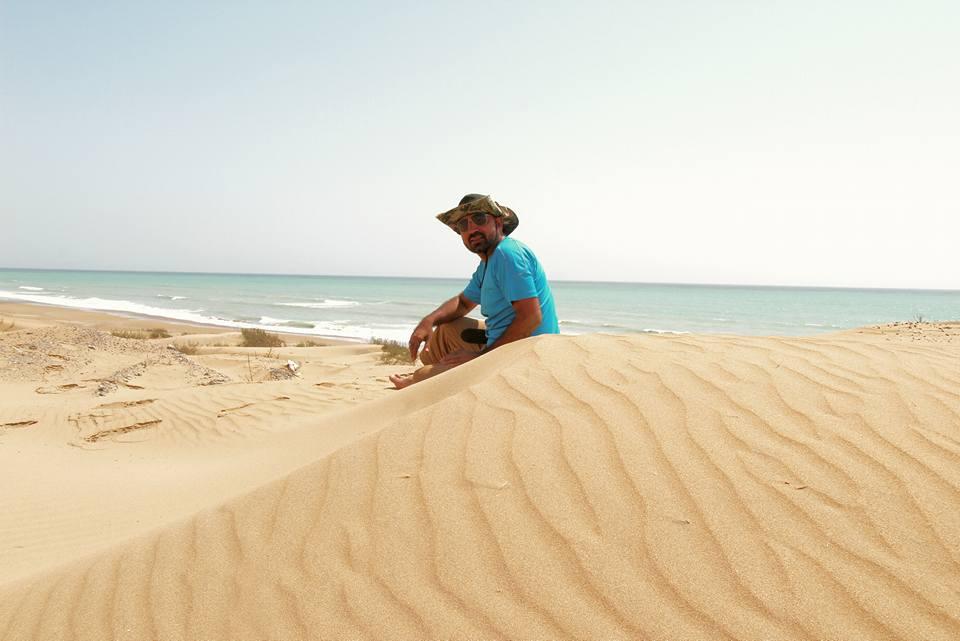 Golden Beach Balochistan