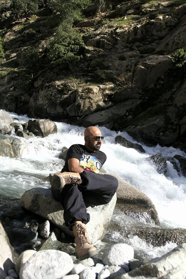 Samer Nala Kohistan