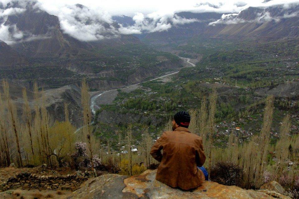 Kareemabad Hunza
