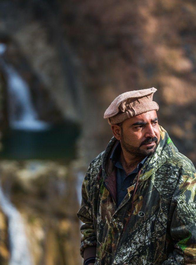 Sajikot Waterfall Hazara