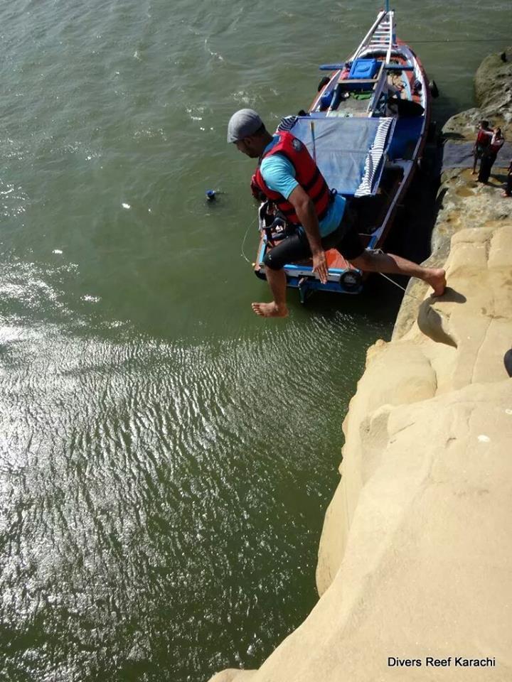 Oyster Rock Karachi
