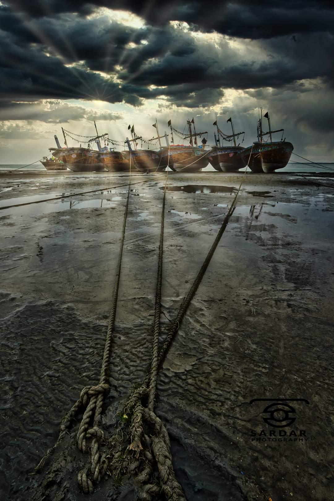 Damb Beach Balochistan